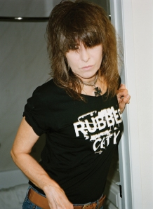 Chrissie Hynde (from BlackBook)