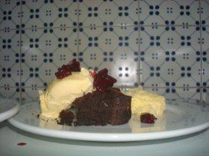 Tasty cake!